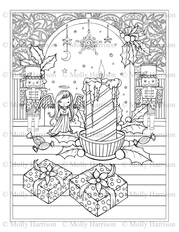 whimsical bear coloring pages - photo#5