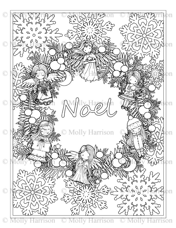 whimsical bear coloring pages - photo#28
