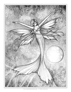 The Fairy Art And Fantasy Art Of Molly Harrison Official